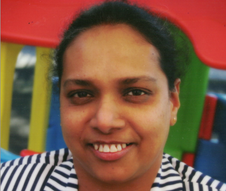 Meet Manjula Ganeshalingam, Our New Area Manager