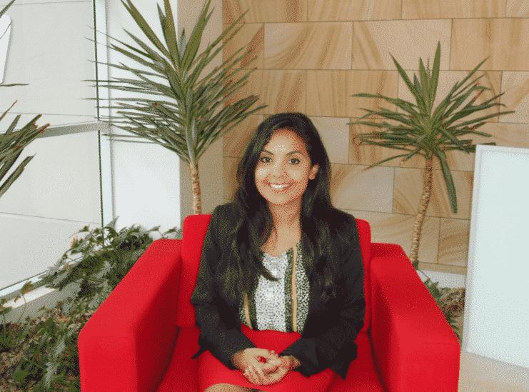 Meet Chaitra Ravishankar, Customer Support Team Leader