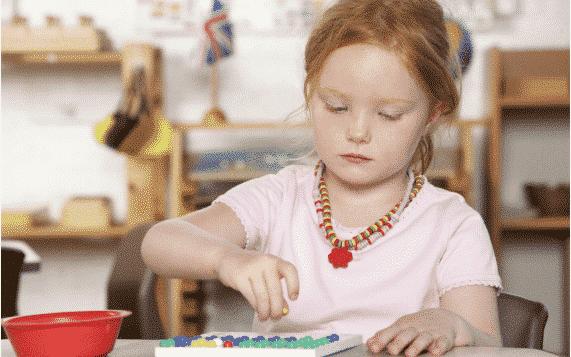 Fine Motor Skills and Montessori Education