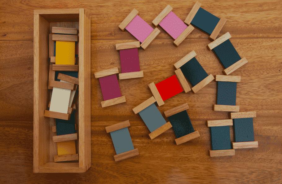 Material Spotlight: The Colour Box