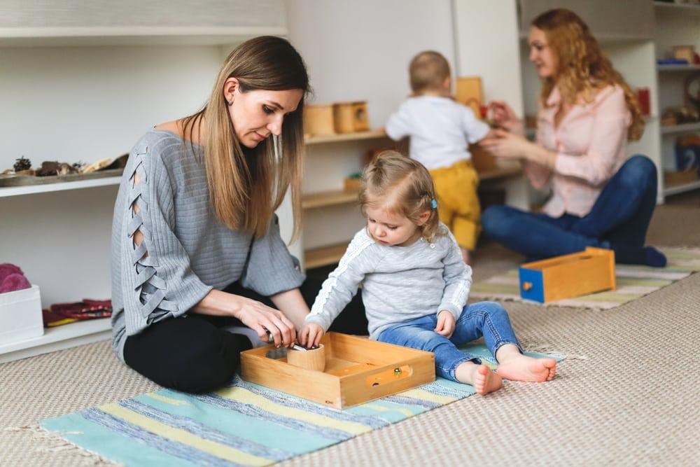Ten Montessori Parenting Tips