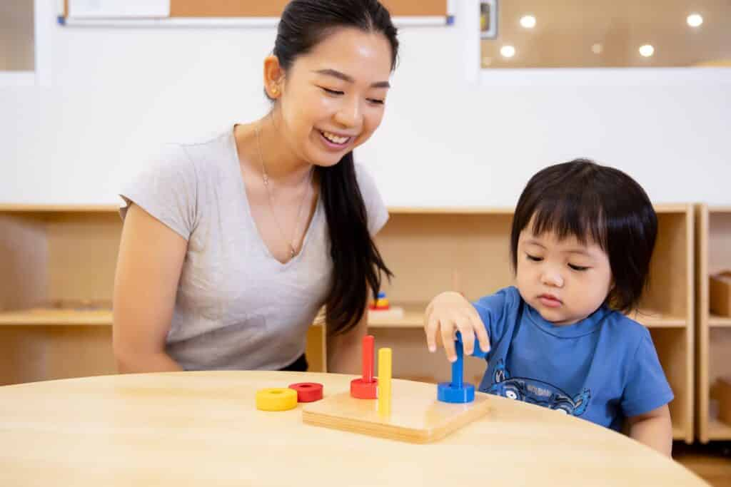 Montessori Infant Program 3 Discs